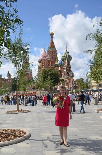 Золотая Моя Москва!!! Photo by Elena VP — National Geographic Your Shot