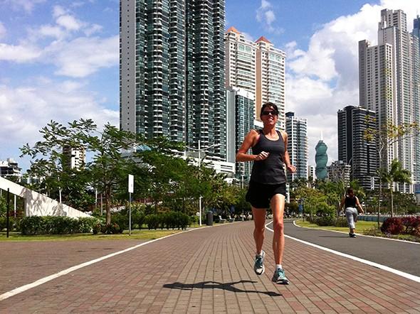 Travels on the Run: Panama City
