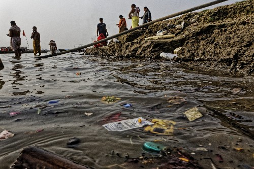 Sea change in the Ganges