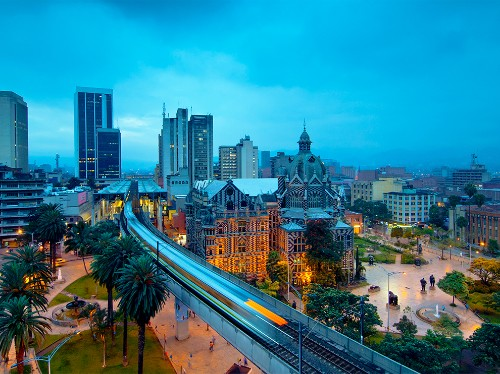 Best Trips 2015 Pictures: Medellín, Colombia