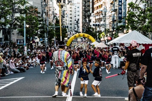 Awa Odori Photo by katsuhiko suzuki — National Geographic Your Shot