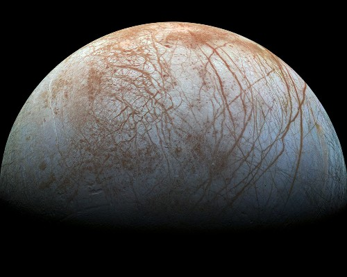 NASA Eyes Mission to Jupiter's Ice Ocean Moon