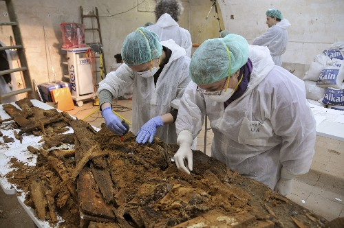 Lost Tomb of 'Don Quixote' Author Cervantes Found in Madrid