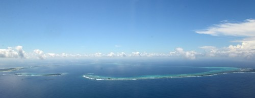 Climbing the Highest Point in the Maldives