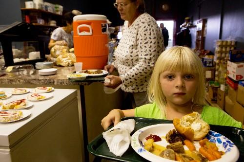 Amy Toensing on Hunger in America: Iowa's Breadbasket
