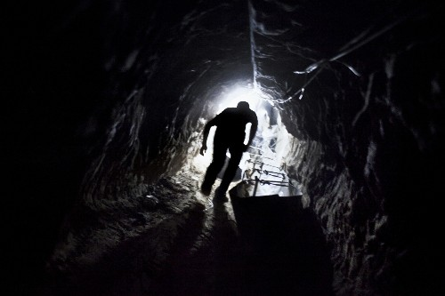 Gaza's Tunnels, Now Used to Attack Israel, Began as Economic Lifelines