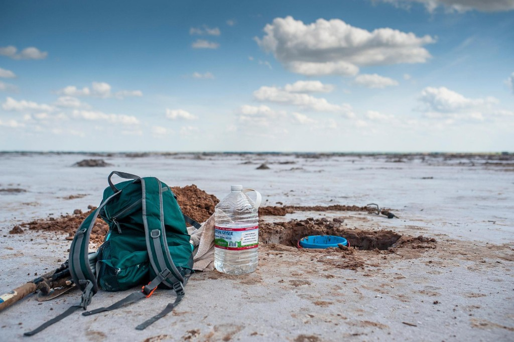 Dig in! This nature reserve wants you to make a mess