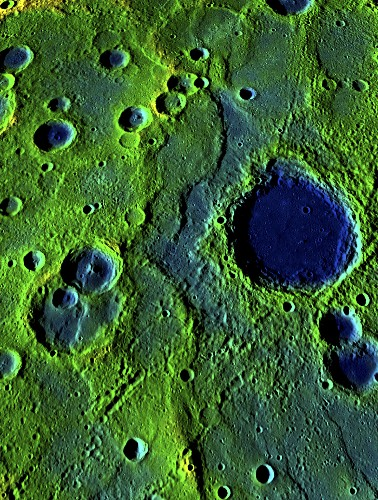 Mercury, the Smallest Planet, Is Getting Even Smaller, Scientists Say