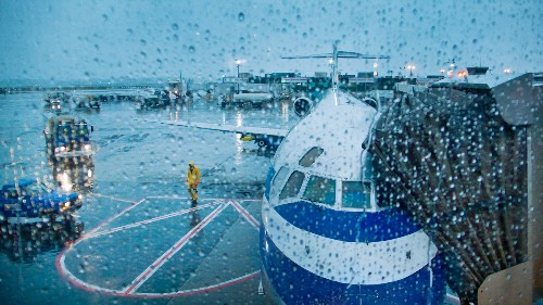 How to Change or Cancel Your Trip Due to Bad Weather