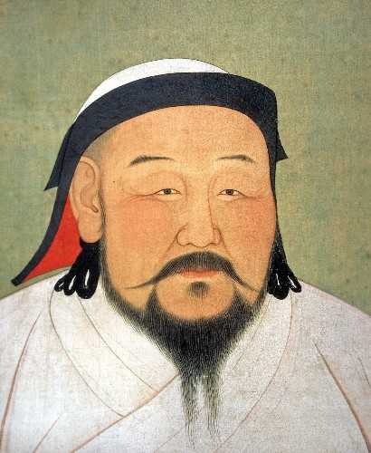 Kublai Khan did what Genghis could not—conquer China