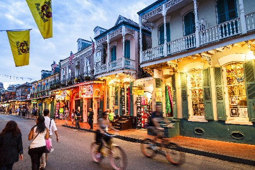 Beat the Crowds in New Orleans