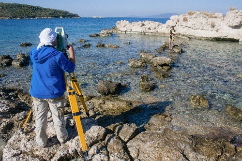 Lost Island of Ancient Greece Discovered in Aegean Sea