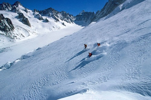 The Top 7 Ski Resorts in Europe Right Now