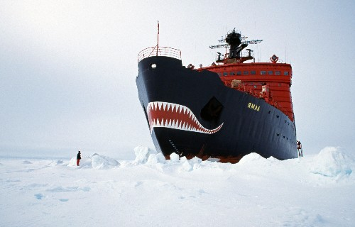 Arctic Shipping Soars, Led by Russia and Lured by Energy