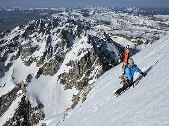 Jimmy Chin on What It Takes to Ski the Grand in the Tetons