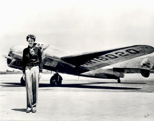 One Man's Dogged Search for Amelia Earhart