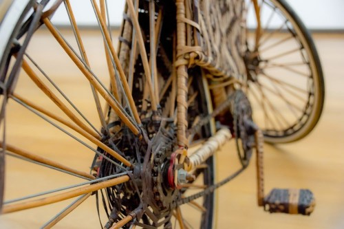 Artistic Bike Photo by Enrico Schneider Benites — National Geographic Your Shot