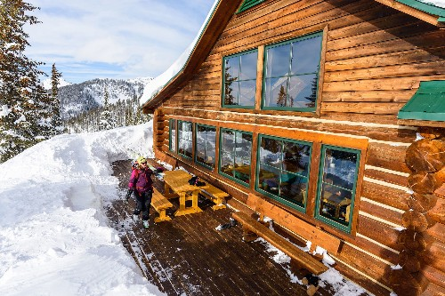America's Best Backcountry Ski Huts