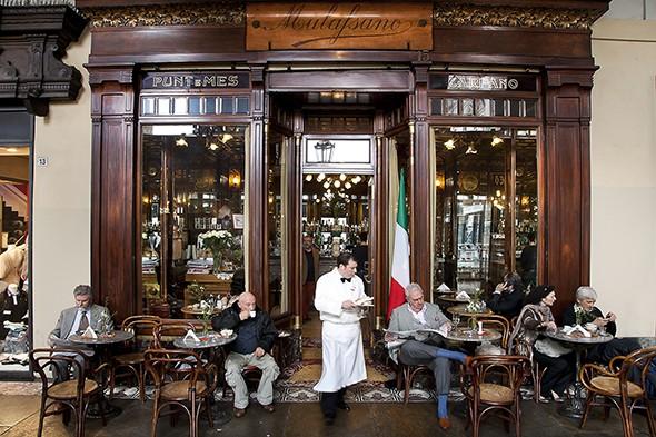 Discover Italy's Aperitivo Capital