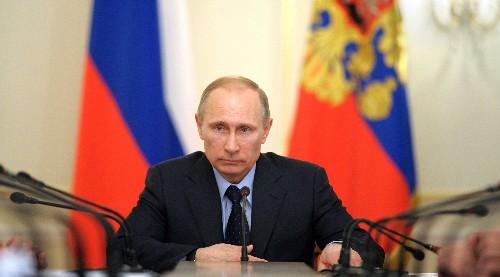 How Vladimir Putin Became a Nobel Peace Prize Nominee
