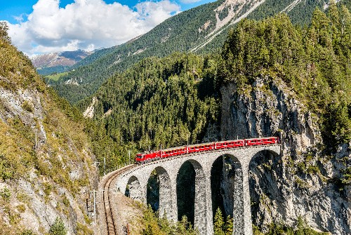 16 Best Train Trips in the World
