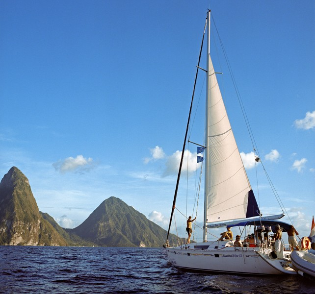 Go Deep in St. Lucia