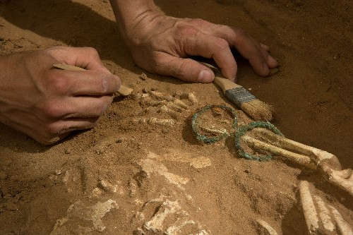 Ancient DNA may reveal origin of the Philistines