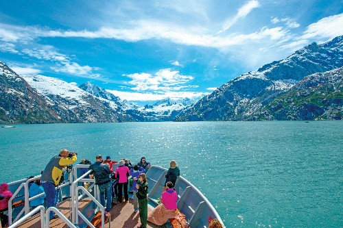 These adventure cruises are fun for the whole family