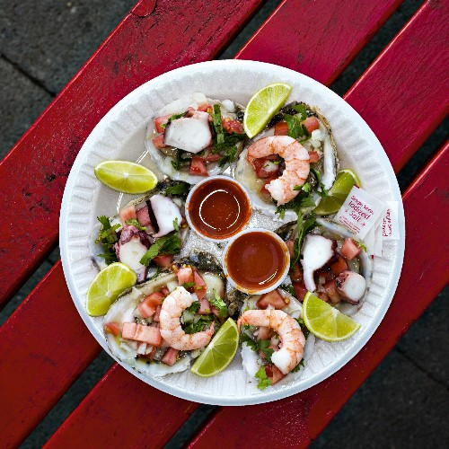 10 Mouth-Watering Food Truck Dishes
