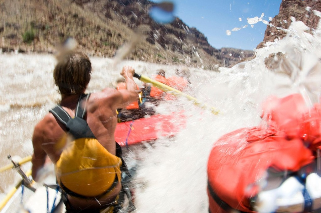 Paddle the world's most famous rivers