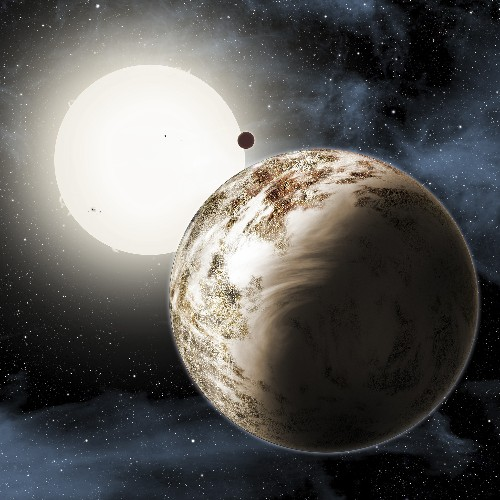 """Astronomers Find """"Mega-Earth,"""" Most Massive Rocky Planet Yet"""