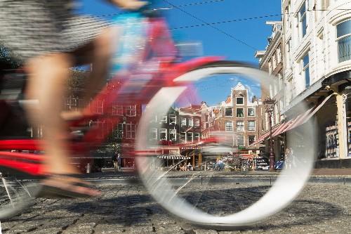 Bicycling to Nirvana: Fighting Gridlock the Dutch Way