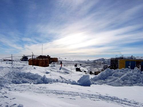 Shellfish Deep in Antarctic Lake? Experts Doubtful
