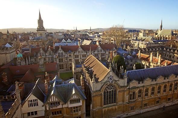 Emily's Oxford
