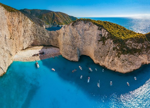 Soak up the sun at 20 of the world's best beaches