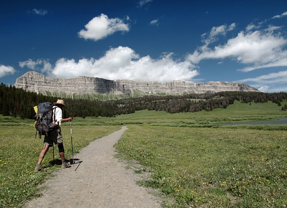 The Continental Divide Trail: Hiking the Spine of the United States
