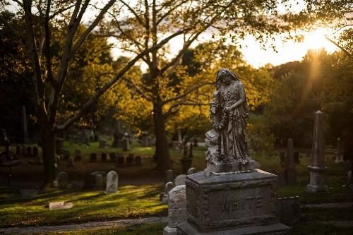 Garden cemeteries were among America's first urban parks