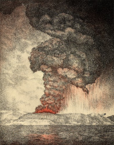 Deadly 13th-Century Volcano Eruption: Mystery Solved?