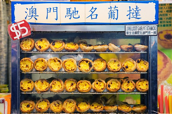 Where to Find Traditional Eats in Modern Macau