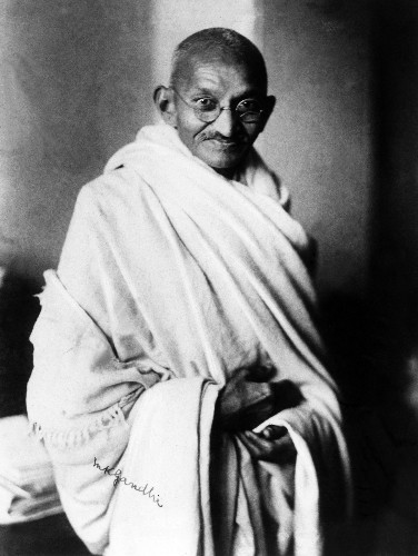 How Mahatma Gandhi changed political protest