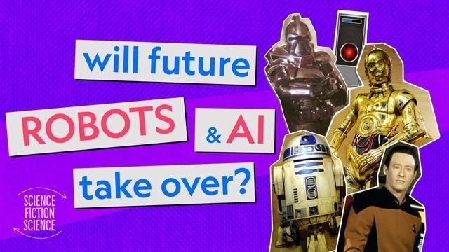 Will future robots & AI take over?