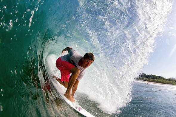 Adventure 101: Surfing Costa Rica