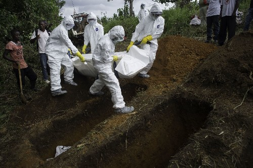 Q&A: American Virus Expert in Africa's Ebola Zone: 'This is Like War'