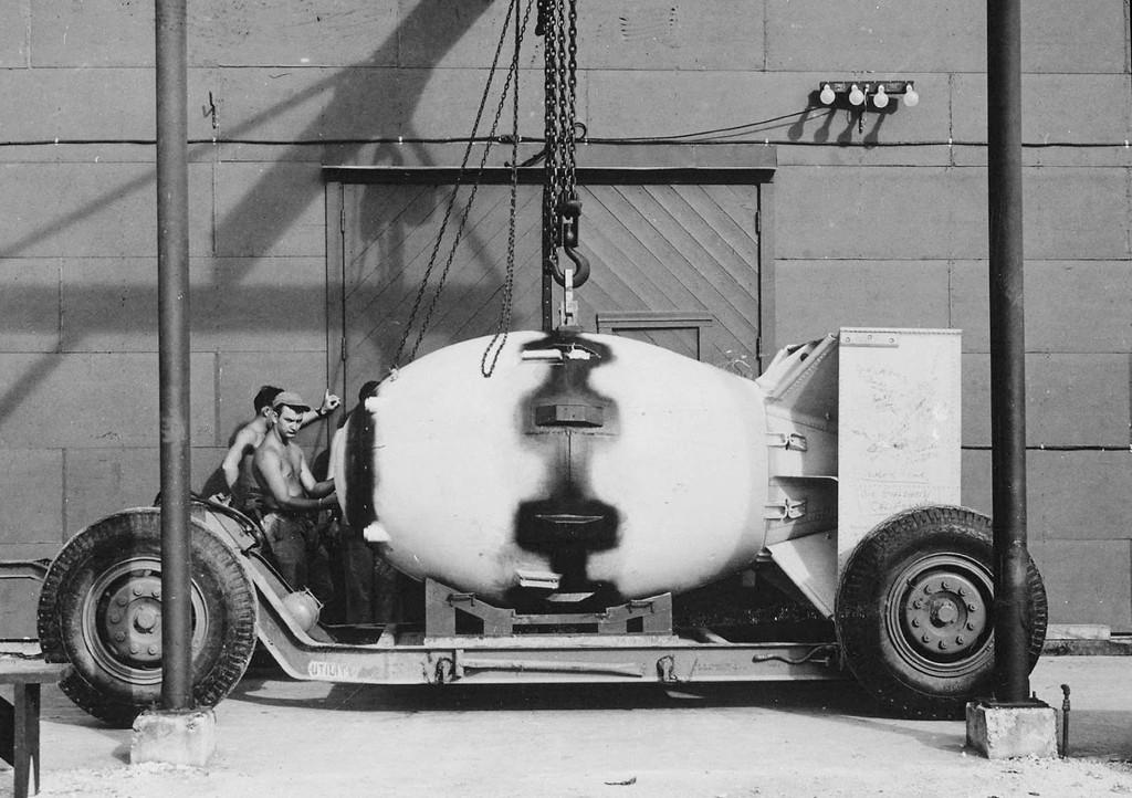 The atomic bombings of Hiroshima and Nagasaki revisited