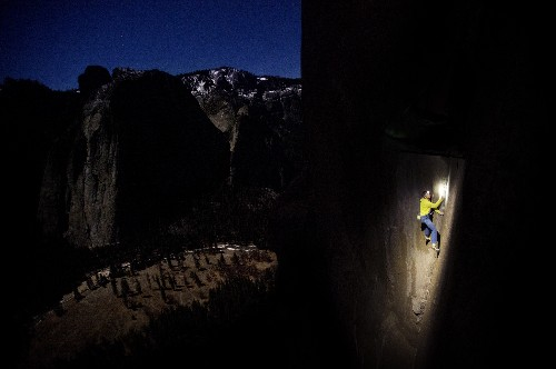 Live From Yosemite's El Capitan: Photographer Captures Attempt at History-Making Climb