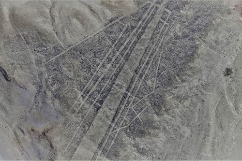 Massive Ancient Drawings Found in Peruvian Desert