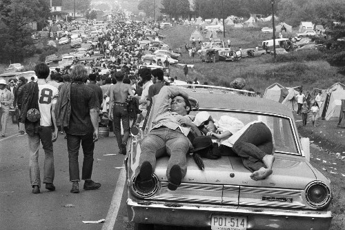 For those who were there, Woodstock was a weekend like no other