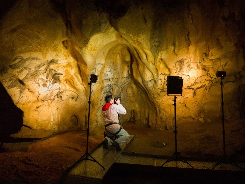 Shooting Chauvet: Photographing the World's Oldest Cave Art