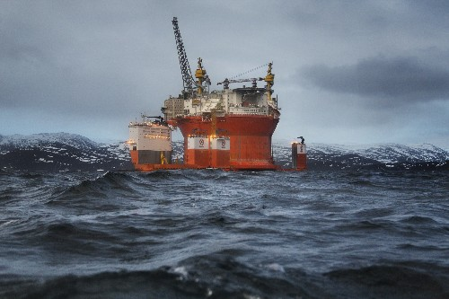 This Giant Oil Rig Could Usher in a Radically Altered Arctic