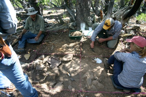 Do You Love Camping in the Mountains? So Did People 11,000 Years Ago.